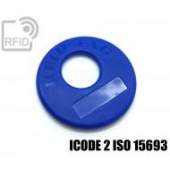 Disco RFID prodotti appesi ICODE 2 ISO 15693