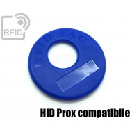 Disco RFID prodotti appesi HID Prox compatibile