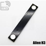 Tag magnetico rigido RFID per metalli Alien H3