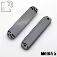 Tag rigido RFID UHF Monza 5