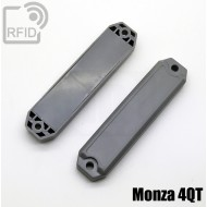 Tag rigido RFID UHF Monza 4QT